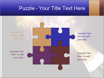 Celebrations concept PowerPoint Template - Slide 43