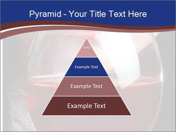 Glass of red wine PowerPoint Templates - Slide 30