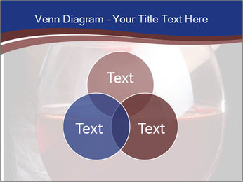 Glass of red wine PowerPoint Templates - Slide 33