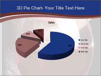 Glass of red wine PowerPoint Templates - Slide 35