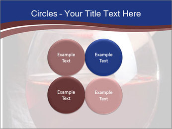 Glass of red wine PowerPoint Templates - Slide 38