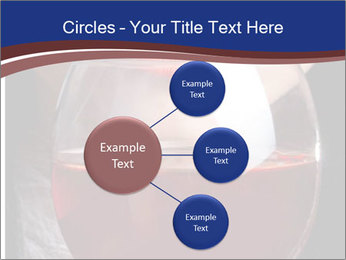 Glass of red wine PowerPoint Templates - Slide 79