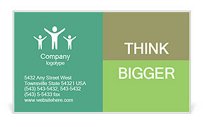 0000088368 Business Card Template