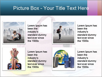 Sports bag with sports PowerPoint Template - Slide 14
