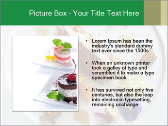 Lobster dish PowerPoint Template - Slide 13