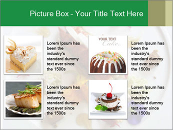 Lobster dish PowerPoint Template - Slide 14