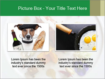 Lobster dish PowerPoint Template - Slide 18