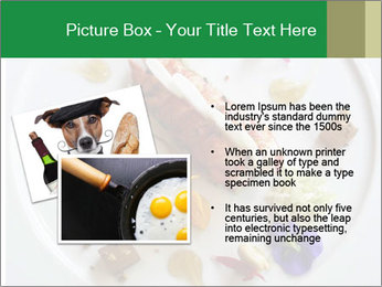 Lobster dish PowerPoint Template - Slide 20
