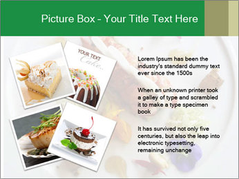 Lobster dish PowerPoint Template - Slide 23