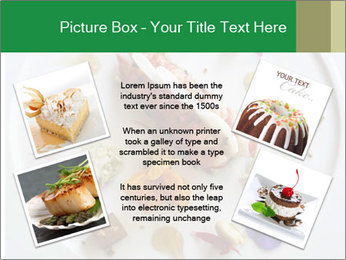 Lobster dish PowerPoint Template - Slide 24