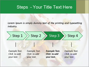 Lobster dish PowerPoint Template - Slide 4
