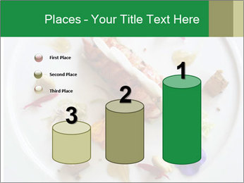 Lobster dish PowerPoint Template - Slide 65