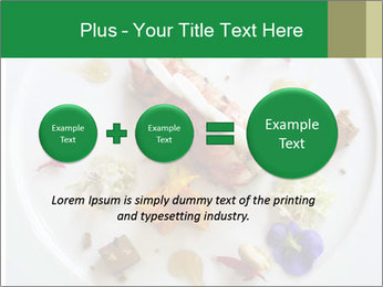 Lobster dish PowerPoint Template - Slide 75