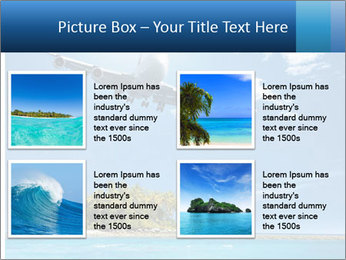 Tropical vacation PowerPoint Templates - Slide 14