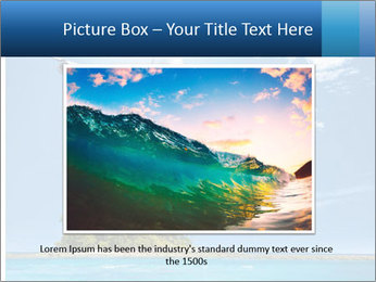 Tropical vacation PowerPoint Templates - Slide 15
