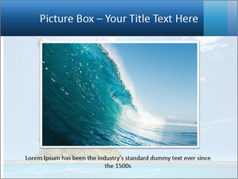 Tropical vacation PowerPoint Templates - Slide 16