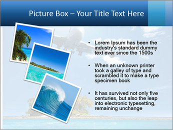 Tropical vacation PowerPoint Templates - Slide 17