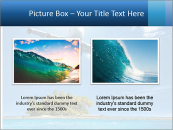 Tropical vacation PowerPoint Templates - Slide 18