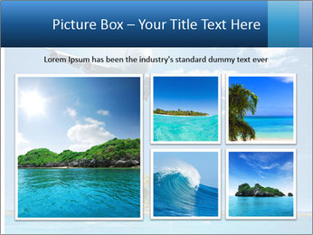 Tropical vacation PowerPoint Templates - Slide 19