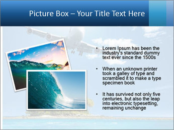 Tropical vacation PowerPoint Templates - Slide 20