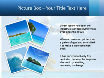 Tropical vacation PowerPoint Templates - Slide 23
