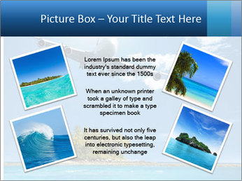 Tropical vacation PowerPoint Templates - Slide 24