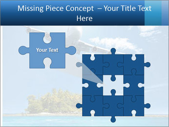 Tropical vacation PowerPoint Templates - Slide 45