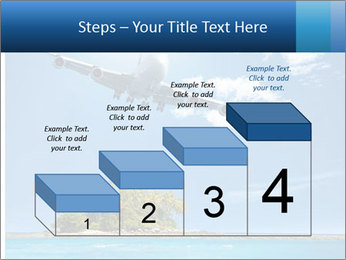 Tropical vacation PowerPoint Templates - Slide 64