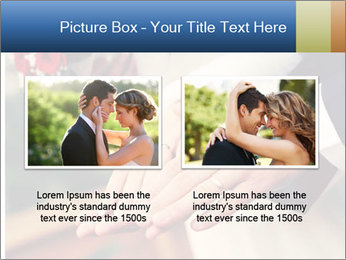 Wedding photos in retro style PowerPoint Template - Slide 18