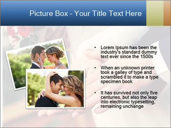 Wedding photos in retro style PowerPoint Template - Slide 20