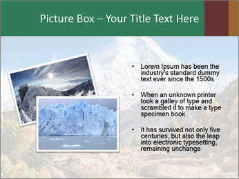 Himalayas mountain landscape PowerPoint Templates - Slide 20