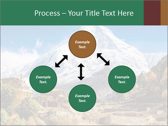 Himalayas mountain landscape PowerPoint Templates - Slide 91