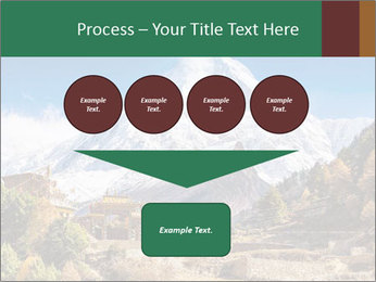 Himalayas mountain landscape PowerPoint Templates - Slide 93