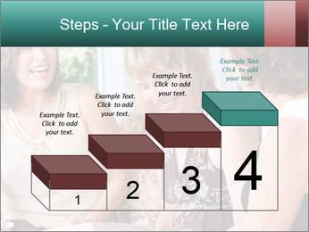 Group Of Middle Age Friends PowerPoint Templates - Slide 64