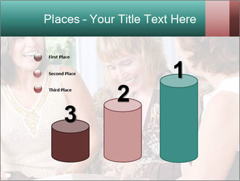 Group Of Middle Age Friends PowerPoint Templates - Slide 65