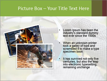 Pruning fruit trees by pruning shears PowerPoint Template - Slide 20