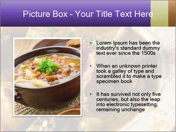 Homemade Irish Beef Stew with Carrots and Potatoes PowerPoint Template - Slide 13