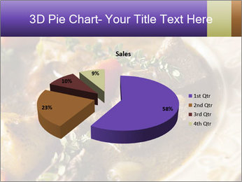 Homemade Irish Beef Stew with Carrots and Potatoes PowerPoint Template - Slide 35
