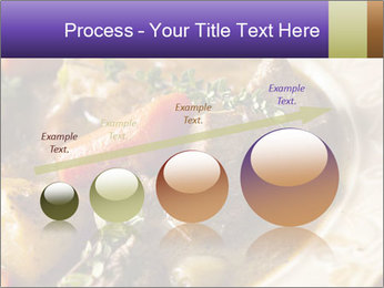 Homemade Irish Beef Stew with Carrots and Potatoes PowerPoint Templates - Slide 87