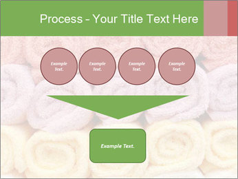 Colorful towels template PowerPoint Templates - Slide 93