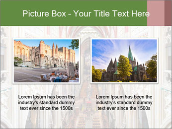 Symmetrical composition of the interior PowerPoint Templates - Slide 18