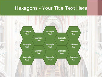 Symmetrical composition of the interior PowerPoint Templates - Slide 44