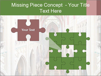 Symmetrical composition of the interior PowerPoint Templates - Slide 45