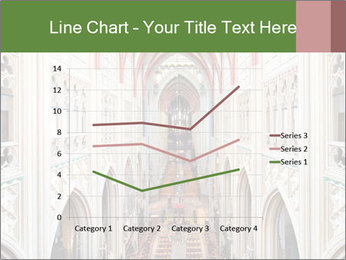 Symmetrical composition of the interior PowerPoint Template - Slide 54