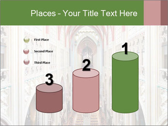 Symmetrical composition of the interior PowerPoint Templates - Slide 65