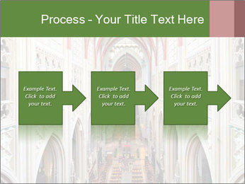 Symmetrical composition of the interior PowerPoint Templates - Slide 88