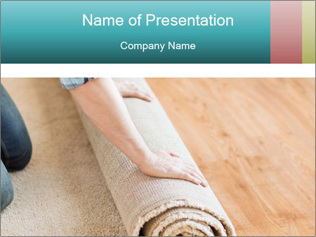 Repair, building and home concept PowerPoint Template