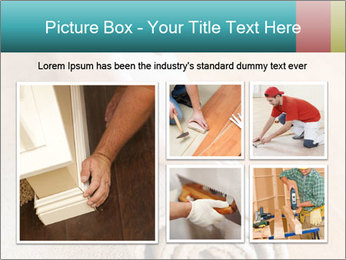 Repair, building and home concept PowerPoint Template - Slide 19