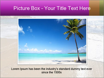 Must beautiful beach on Maltese islands PowerPoint Templates - Slide 15