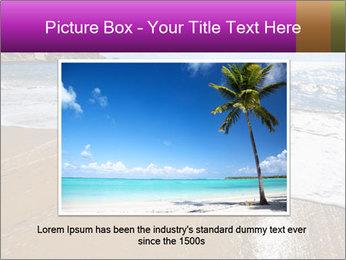 Must beautiful beach on Maltese islands PowerPoint Template - Slide 15